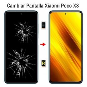 Cambiar Pantalla Xiaomi Poco X3