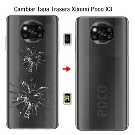 Cambiar Tapa Trasera Xiaomi Poco X3