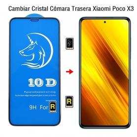 Cristal Templado Xiaomi Poco X3