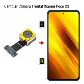 Cambiar Cámara Frontal Xiaomi Poco X3
