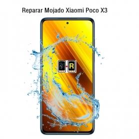 Reparar Mojado Xiaomi Poco X3