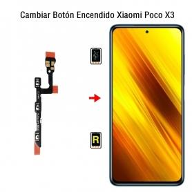 Cambiar Botón Encendido Xiaomi Poco X3