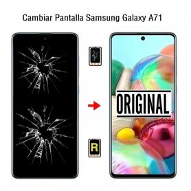 Cambiar Pantalla Samsung Galaxy A71