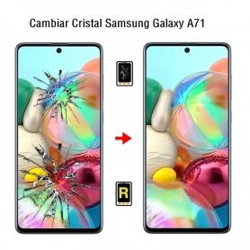 Cambiar Cristal Samsung Galaxy A71