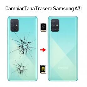 Cambiar Tapa Trasera Samsung Galaxy A71