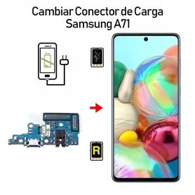 Cambiar Conector De Carga Samsung Galaxy A71
