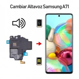 Cambiar Altavoz De Música Samsung Galaxy A71