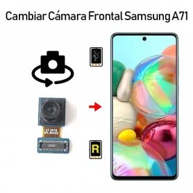 Cambiar Cámara Frontal Samsung Galaxy A71