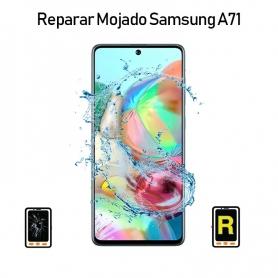 Reparar Mojado Samsung Galaxy A71