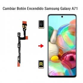 Cambiar Botón Encendido Samsung Galaxy A71