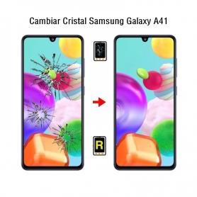 Cambiar Cristal Samsung Galaxy A41