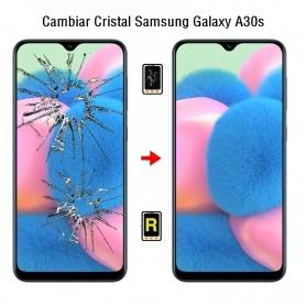 Cambiar Cristal Samsung Galaxy A30s