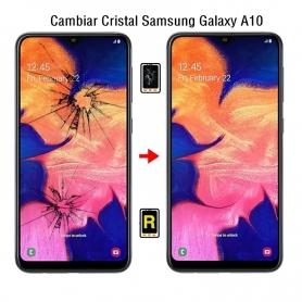 Cambiar Cristal Samsung Galaxy A10