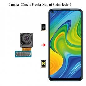 Cambiar Cámara Frontal Xiaomi Redmi Note 9