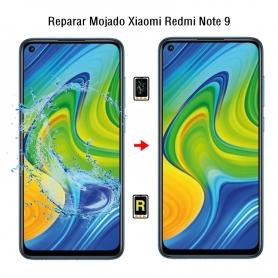 Reparar Mojado Xiaomi Redmi Note 9