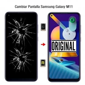 Cambiar Pantalla Samsung Galaxy M11