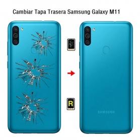 Cambiar Tapa Trasera Samsung Galaxy M11