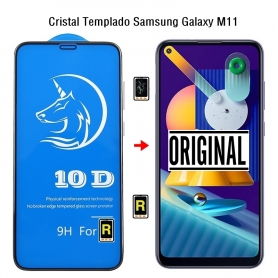 Cristal Templado Samsung Galaxy M11
