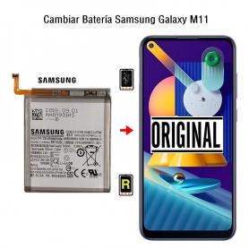 Cambiar Batería Samsung Galaxy M11