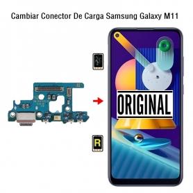Cambiar Conector De Carga Samsung Galaxy M11