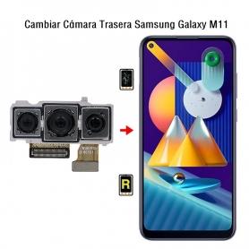 Cambiar Cámara Trasera Samsung Galaxy M11