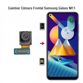 Cambiar Cámara Frontal Samsung Galaxy M11