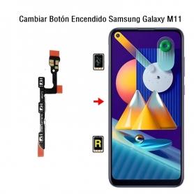 Cambiar Botón Encendido Samsung Galaxy M11