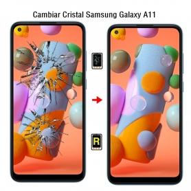 Cambiar Cristal Samsung Galaxy A11