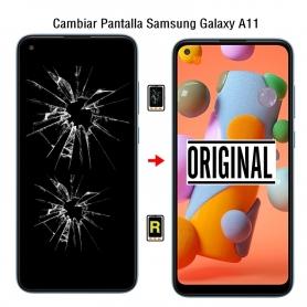 Cambiar Pantalla Samsung Galaxy A11