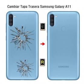 Cambiar Tapa Trasera Samsung Galaxy A11