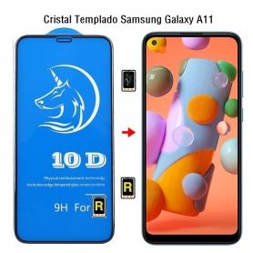 Cristal Templado Samsung Galaxy A11