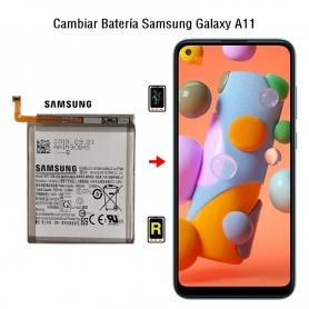 Cambiar Batería Samsung Galaxy A11
