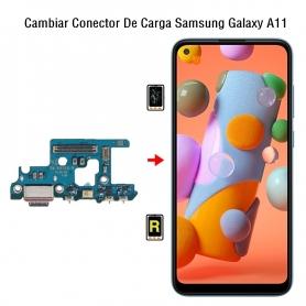 Cambiar Conector De Carga Samsung Galaxy A11