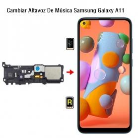 Cambiar Altavoz De Música Samsung Galaxy A11