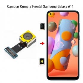 Cambiar Cámara Frontal Samsung Galaxy A11
