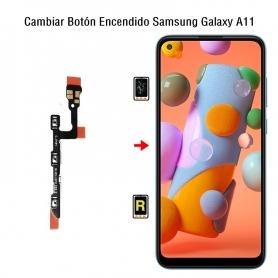 Cambiar Botón Encendido Samsung Galaxy A11