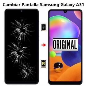 Cambiar Pantalla Samsung Galaxy A31