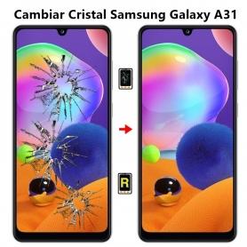 Cambiar Cristal Samsung Galaxy A31
