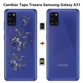 Cambiar Tapa Trasera Samsung Galaxy A31