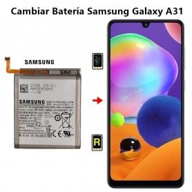 Cambiar Batería Samsung Galaxy A31
