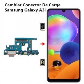 Cambiar Conector De Carga Samsung Galaxy A31