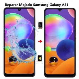 Reparar Mojado Samsung Galaxy A31