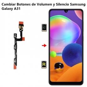 Cambiar Botones de Volumen y Silencio Samsung Galaxy A31