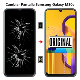 Cambiar Pantalla Samsung Galaxy M30S
