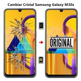 Cambiar Cristal Samsung Galaxy M30S