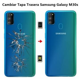 Cambiar Tapa Trasera Samsung Galaxy M30S
