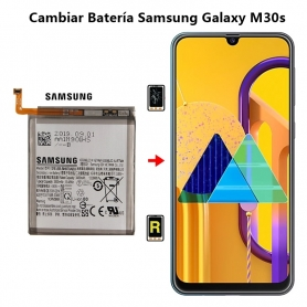 Cambiar Batería Samsung Galaxy M30S