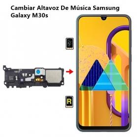Cambiar Altavoz De Música Samsung Galaxy M30S
