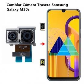 Cambiar Cámara Trasera Samsung Galaxy M30S