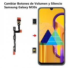 Cambiar Botones de Volumen y Silencio Samsung Galaxy M30S